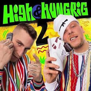 GZUZ & BONEZ - High & Hungrig 2 (2016) -- CD  NEU & OVP