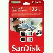SanDisk Cruzer Fit 32GB