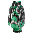 Green Staff Golf Club Bags