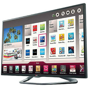 LG 42 inch LED 3D Smart TV 120hz with free LG Sound Bar System
