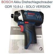 Bosch GDR 10 8