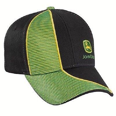 Emo Hats (JOHN DEERE DRIVERS SIDE LOGO TRUCKERS PUNK EMO HAT CAP )