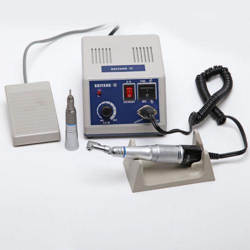 Dental Lab Jewelry polisseuse tampon tour machine à polir Waxer Sande 3K-7K RPM