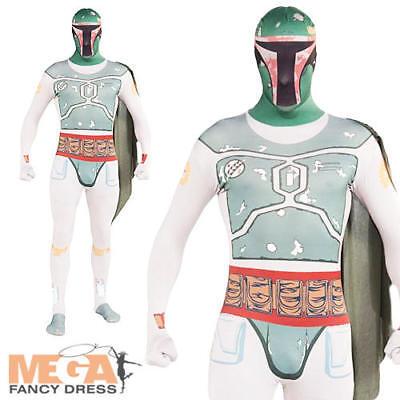 Star Wars Boba Fett 2nd Skin Mens Fancy - Fett 2 Kostüm