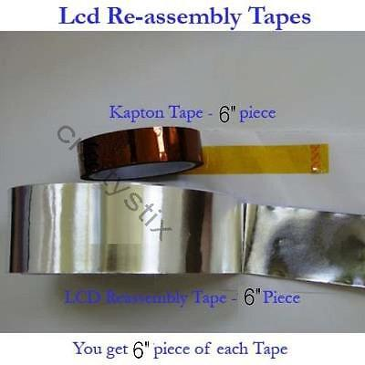 New Ccfl Reassembly Lcd Screen Kapton Tape High Temperature Heat Resistant 6 In