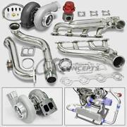 Mustang GT Turbo Kit
