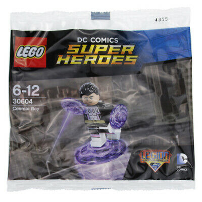 LEGO 30604 Cosmic Boy Polybag DC Comics SUPER HEROES NEU