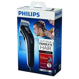 PHILIPS QC5115 family hair clipper 11 lock-in length settings: 3 to 21 mm - Slupsk, Polska - PHILIPS QC5115 family hair clipper 11 lock-in length settings: 3 to 21 mm - Slupsk, Polska