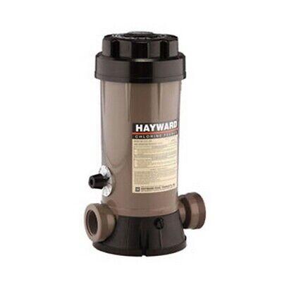 Hayward CL200 In-Line Tablet Chemical Feeder Swimming Pool Chlorinator 9lb