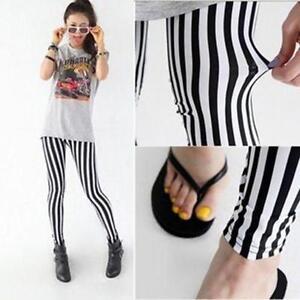47b727f6ffd3a0 Vertical Striped Leggings
