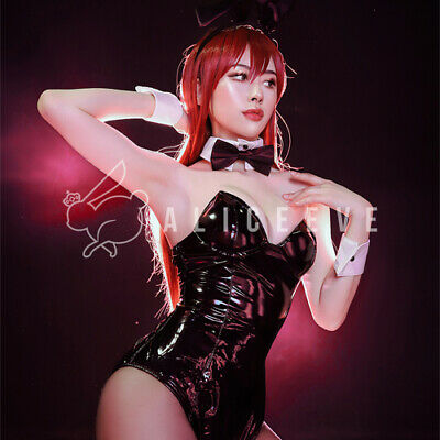 Aliceeve bunny suit bunny girl bunny boy cosplay costume SET