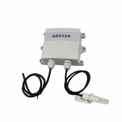 0-10v Waterproof Temperature And Humidity Transmittertemperature Sensor