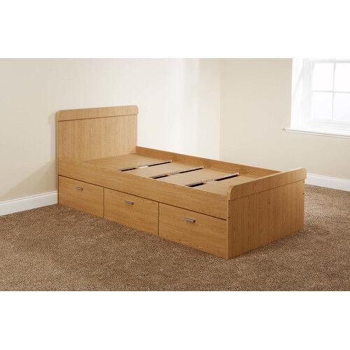 single wooden bed frame for sale in forest gate london gumtree. Black Bedroom Furniture Sets. Home Design Ideas