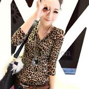 Leoparden Shirt