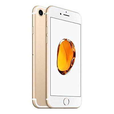 APPLE IPHONE 7 32GB ORO GOLD GARANZIA 24 MESI NUOVO SIGILLATO 32 GB
