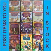 Bulk Kids DVDs