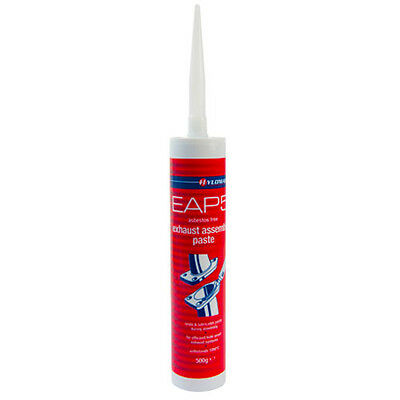 Hylomar EAP5 Exhaust System Assembly Jointing Paste Sealant Asbestos Free 500g