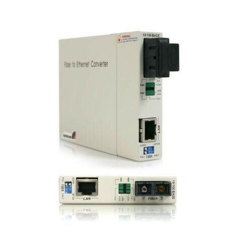 StarTech ET90110SM30 Single Mode SC Fiber Media Converter - 30km