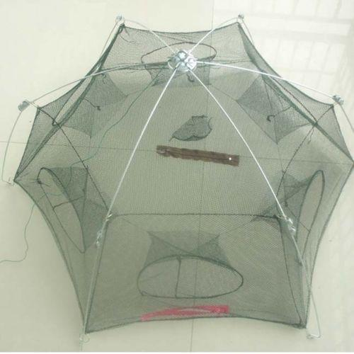 Trap fishing net ebay for Fishing pole crab trap