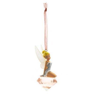 """Disney Weihnachtsschmuck/Ornament zauberhafte"""" Tinkerbell """"mit Aufhängeband"""