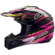 Womens MX Helmet