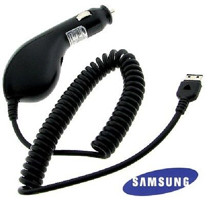 - New OEM Samsung CAD300SBE Car Charger for Samsung M300 A137 A177 A227 A237 T739