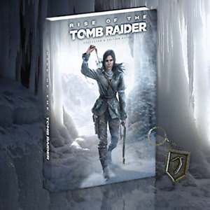 Mint Condition Rise of the Tomb Raider Collector's Edition Guide
