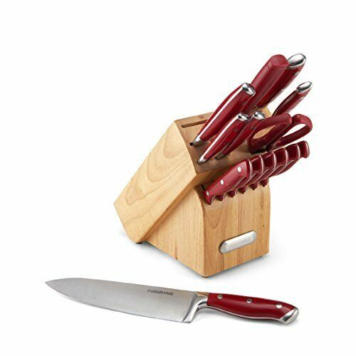 Farberware 15 piece Forged Triple Riveted Cutlery Set with E