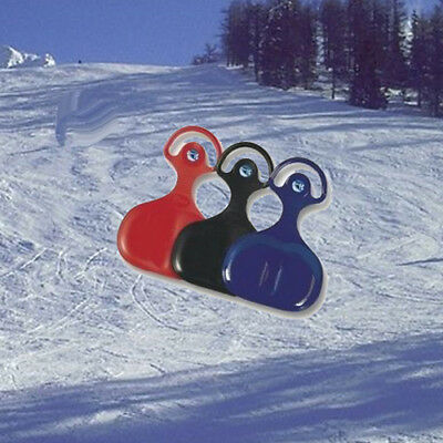 Big Glider Schneerutscher Schneegleiter Rutschteller Schlitten Rodel 58 cm lang