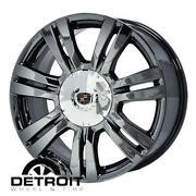 2010 Cadillac SRX Wheels