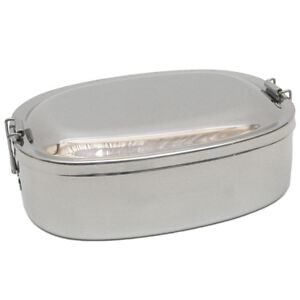 High Quality Stainless Steel Lunchbox Food Container - Enviro Friendly & Safe !