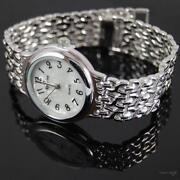Ladies Sterling Silver Watch