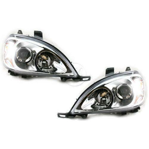 mercedes ml headlight