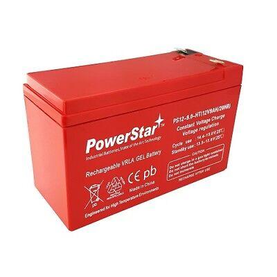12V 9Ah EXP1290 Sealed Lead Acid Battery replaces 7ah 7.2Ah 8Ah ( Used Item(s) )
