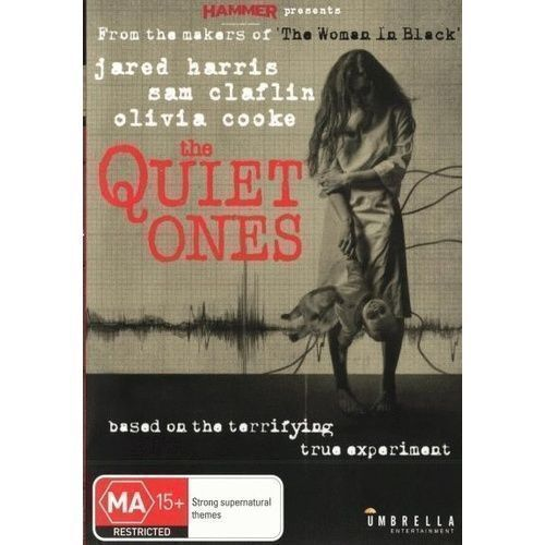 Quiet Ones, The (PAL Format DVD Region 4)