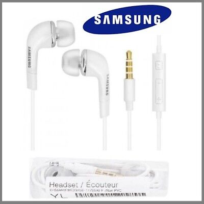 Original Samsung Galaxy S 3 4 5 6 7 Edge Note Mini Kopfhörer Headset EHS64AVFWE