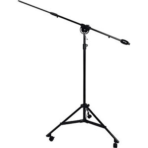 Heavy Duty Large Boom Mic Stands -- Extended Reach
