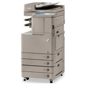 Canon IRA 4051 ImageRunner ADVANCE Copier Printer Monochrome Copiers Printers Scanner FAST Copier