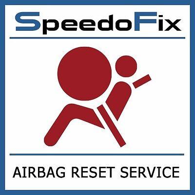 ACURA NSX 2016 AIRBAG MODULE RESET SERVICE SRS RESTRAINT COMPUTER CONTROL REPAIR