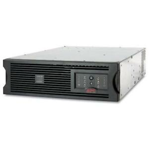 APC Smart-UPS XL 3000VA - UPS Uninterruptible Power Supply - 2.7kW, 120V - 3U - SUA3000RMXL3U