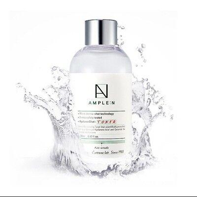 AMPLE : N Hyaluronic Shot Toner 220ml Anti aging Derma Moisturizer K beauty
