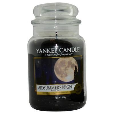 Yankee Candle Mid Summer Night Scented Large Jar 22 oz