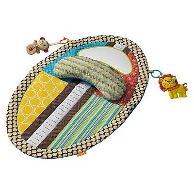 Infantino Go GaGa Tummy Time Mat - Green