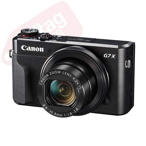 Купить Canon - Canon PowerShot G7x Mark II 20.1MP Digital Camera 4.2x Optical Zoom Full-HD