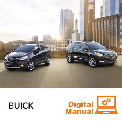 Buick   Service And Repair Manual 30 Day Online Access