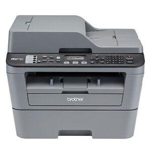 Brother MFC-L2700DW 26ppm Duplex Wireless A4 Mono Multifunction Printer