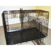 Sloping Dog Cage