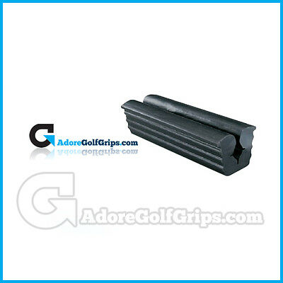 Professional Rubber Vice Clamp - Golf Shaft Clamp & Protector ()