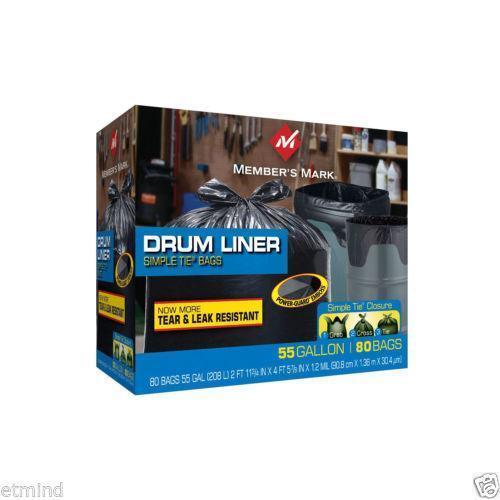 Husky Drum Liners : Gallon drum liner ebay