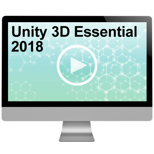 Unity 3D Essential 2018 Video Training - $5.00
